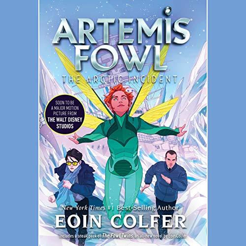 The Arctic Incident: Artemis Fowl, Book 2