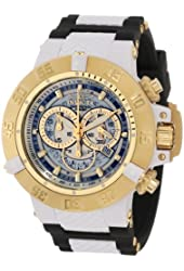 Invicta Men's 0928 Anatomic Subaqua Collection Chronograph Watch