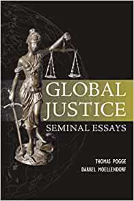 global justice seminal essays paragon issues in philosophy