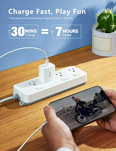 20W USB C Wall Charger Block for iPhone 13 Pro Max / iPhone 12 Pro Max Adapter, Fast Type C Charger Block for Apple iPhone 13 / iPhone 12 / iPhone 11 Power Adapter (1 Pack)