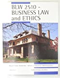 BLW 2510-BUS.LAW+ETHICS >CUSTO