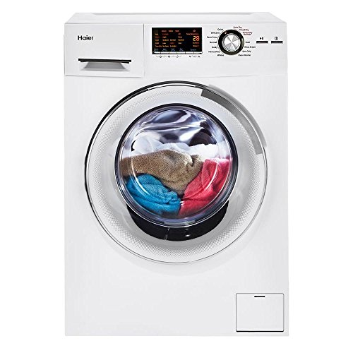 Haier HLC1700AXW Compact Laund