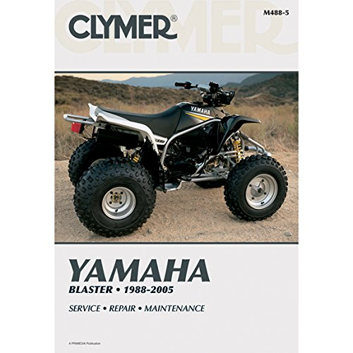 - Clymer 88-06 Yamaha Blaster Service Manual