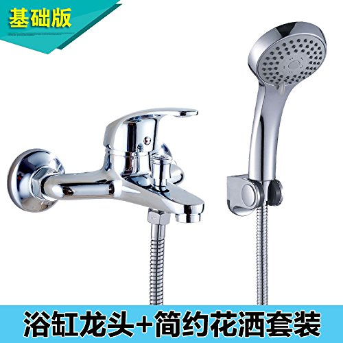 Based Mixer + Booster Pack Kitchen Or Bathroom Sink Mixer Tap Water Heater Water Mixing Valve Water Tap Hot And Cold Three Full Copper Bathtub Water Tap Shower Water Tap Flush Mount Base Water Tap Single Water Tap + Solar Water).
