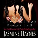 Open Invitation: 3-book Bundle Audiobook by Jasmine Haynes Narrated by June Wayne