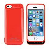 Best SQdeal Iphone 5s Phone Cases - iPhone 5 Battery Case, SQDeal Portable 4200mah External Review