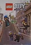 LEGO City Undercover Sticker Sheet