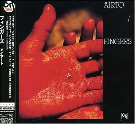 five fingers brasilenas