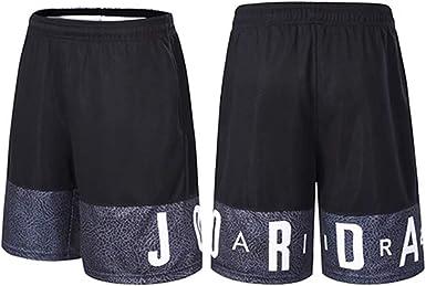 HEJX Short de Basket Ball Jordan Elite Short d'entraînement