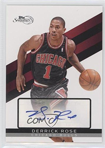 derrick-rose-305-649-basketball-card-2008-09-topps-signature-base-autograph-autographed-tsa-dr