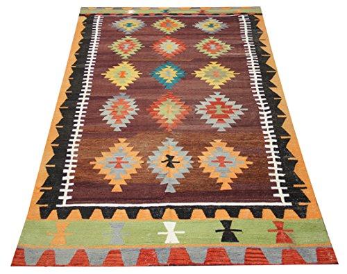 Modern Kilim rug 9,8x6 feet Area rug Old Rug Bohemian Kilim Rug Floor rug Sofa Decor Rustic Kilim Rug Oriental kilim rug Vintage carpet