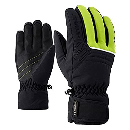 Ziener gisdo GTX (R) Glove Ski Alpine, Uomo 801030
