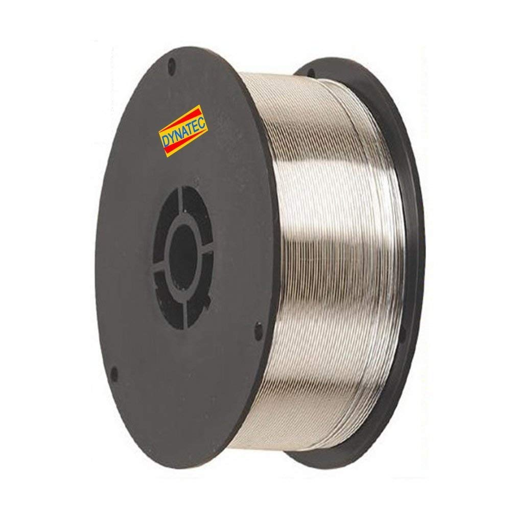 Mig Wire Gasless Flux Cored 0.8mm 1kg Welding Spool Reel 7337 No Gas Welder DYNATEC