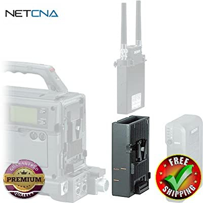 CAWR855 Case - for Sony WRR-855 Wireless Receiver With Free 6 Feet NETCNA HDMI Cable - BY NETCNA