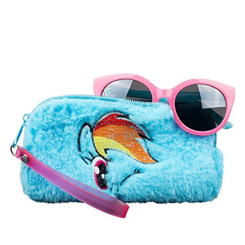 My Little Pony Sunglasses for Girls - 100% UV Protection for Kids]()