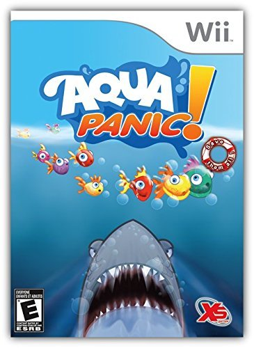 Price comparison product image Aqua Panic - Nintendo Wii