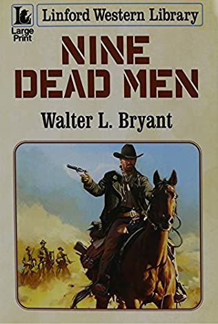 book cover of Nine Dead Men