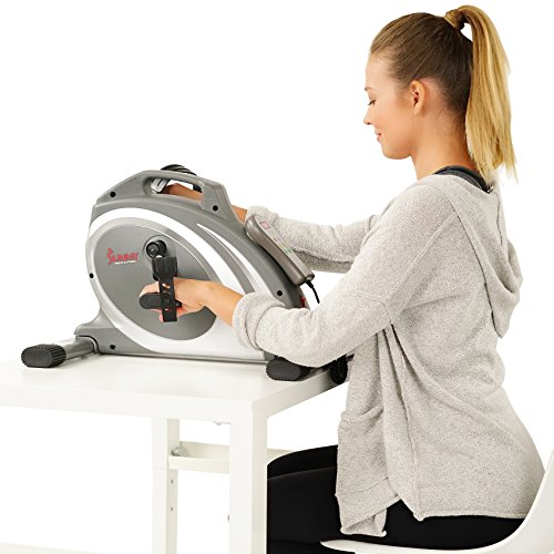 Sunny Health & Fitness Mini Cycle with 90 RPMs for Leg and arm Exercises with Motorized and Manual Option - SF-B0717 by Sunny Health & Fitness (Image #8)