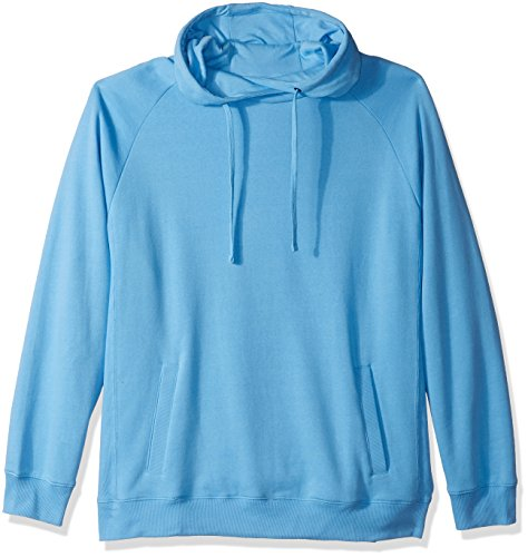 Charles River Apparel Men's Hometown Hoodie, Carolina Blue, Medium (Charles Hoody)