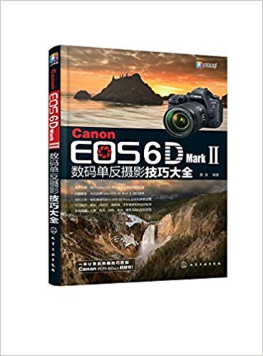 Download Canon EOS 6D Mark Ⅱ数码单反摄影技巧大全 pdf epub