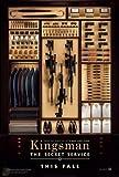 映画ポスター キングスマン Kingsman US版 hi1 [並行輸入品]