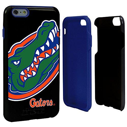 NCAA Florida Gators Hybrid Case for iPhone 6 Plus, Black