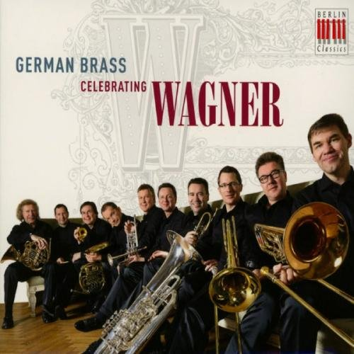Price comparison product image German Brass Celebrating Wagner