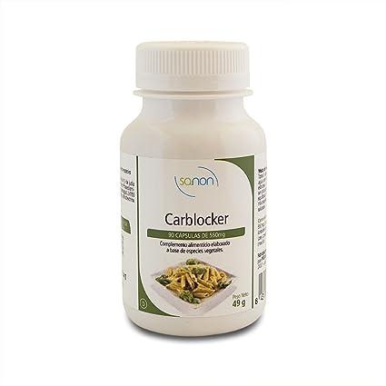 SANON Carbo Blocker 90 cápsulas de 550 mg