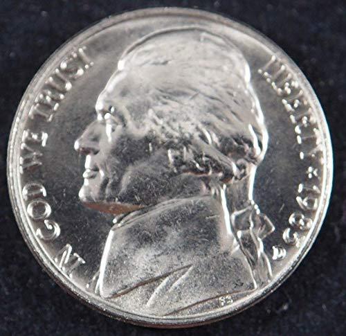 United States Gem Proof 1962 Jefferson Nickel~We Have Jefferson Nickels~Free Shi