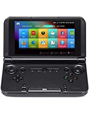 """GPD XD Plus [Latest HW & Most Stable UPDATE] Handheld Gaming Console 5"""" Touchscreen Android 7.0 Portable Video Game Player Laptop MT8176 Hexa-core CPU,PowerVR GX6250 GPU,4GB/32GB,Support Google Store"""