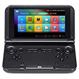 "LANRUO GPD XD Plus [2018 Update] 5"" Touchscreen Android 7.0 Handheld Gaming Console Portable Video Game Player Laptop MT8176 Hexa-core CPU,PowerVR GX6250 GPU,4GB/32GB,6000mAh Battery"