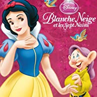 Blanche Neige, MON P'TIT CUBE par Walt Disney