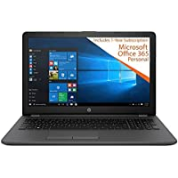 2017 HP Business Flagship Laptop PC 15.6 HD Display AMD A10-9620P Quad-Core Processor 8GB DDR4 RAM 1TB HDD DVD-RW AMD Radeon R5 Graphics With 1-Year Office Bluetooth Webcam Window 10