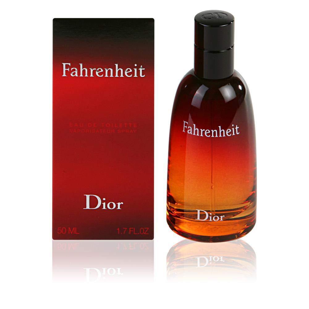Fahrenheit By Christian Dior For Men. Eau De Toilette Spray 3.4 Oz. by Dior