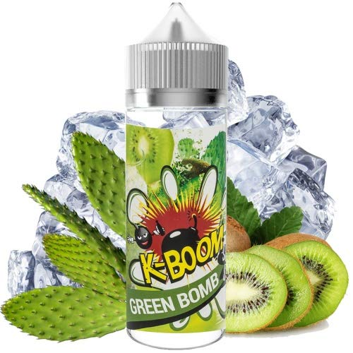 K-Boom Green Bomb Aroma | Special Edition