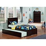Atlantic Furniture Madison Bed Set Full UTD Chest