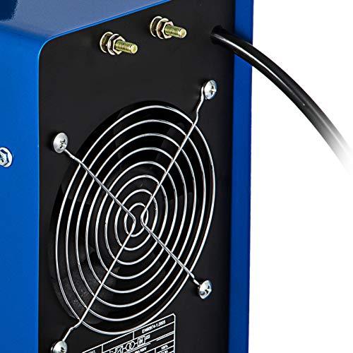 Mophorn 50Amp Plasma Cutter Dual Voltage 110V 220V Portable Plasma Welder Plasma Cutting Machine Cut50F Inverter Digital Plasma Welding Machine(50 Amp 110V 220V)