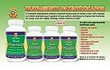 Desintoxicador 4 Productos Para Limpiar Y