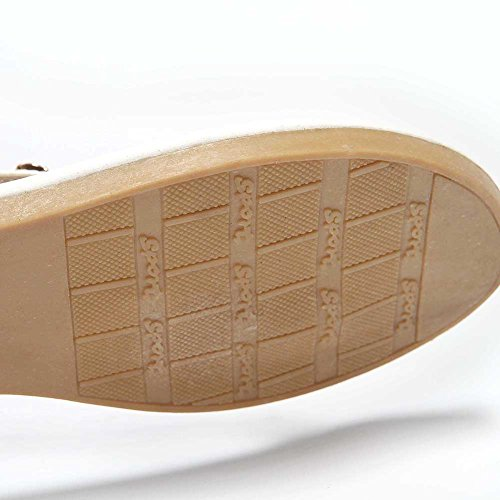 Grande Flat Style Femmes Jamron Cuir Plage Boho Taille Sandales Flip Or Des Flops Véritable Thong Strass Clouté RUfq6xX