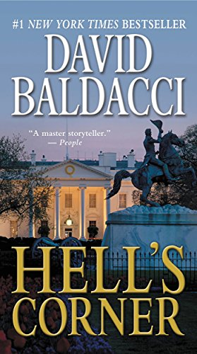 (Hell's Corner (The Camel Club Book 5))