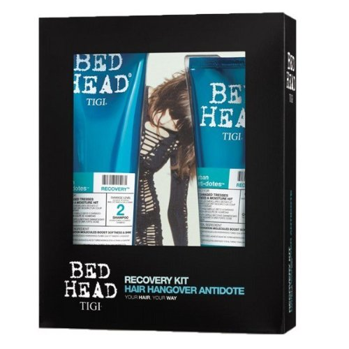 Urban Antidotes by Tigi Bed Head Hair Care Recovery Competition Set – Shampoo 250ml & Conditioner 200ml 250ml