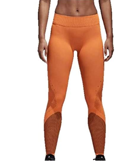58efe1b0e3b8f adidas Women's CD3120 Warp Knit Tights at Amazon Women's Clothing store: