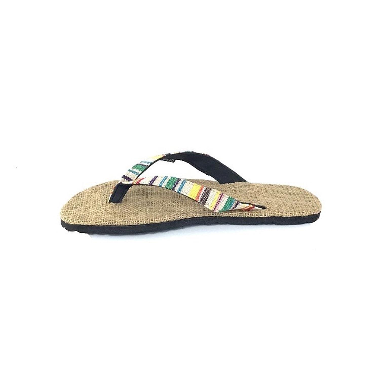 TRANKILO Men's Espadrilles multicolour multicoloured: Amazon.co.uk: Shoes &  Bags