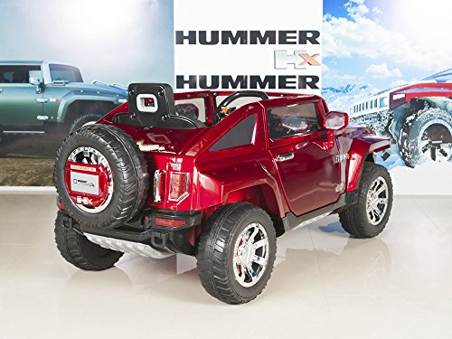 Hummer HX Kids Ride on Battery Powered Electric Car/Truck ...