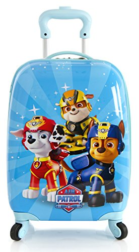 Luggage Toddler (Heys America Licensed and Characters Nickelodeon Paw Patrol Spinner Luggage)