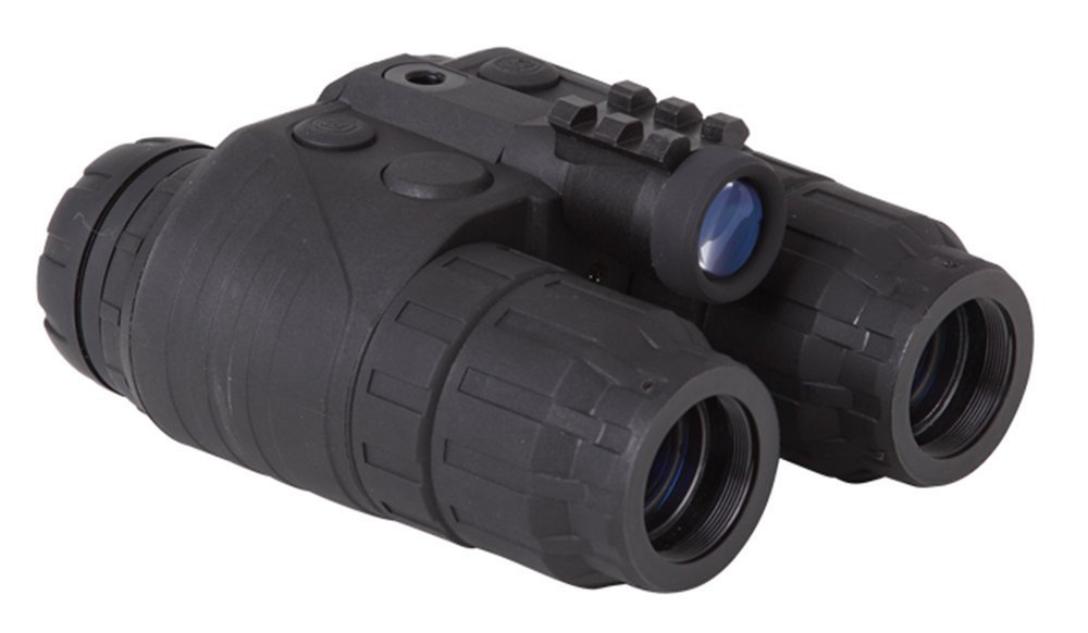 Sightmark SM15071 Ghost Hunter Night Vision, 2 x 24 Binocular (1-Unit)
