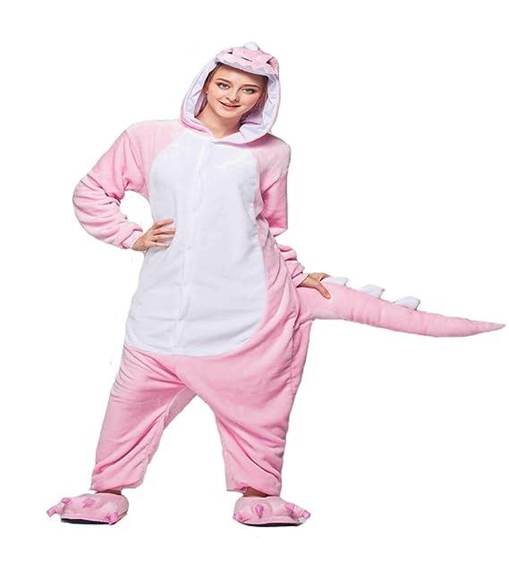 Tonwhar® Unisex-adulto Pijama traje Cosplay Homewear Lounge wear Onesie