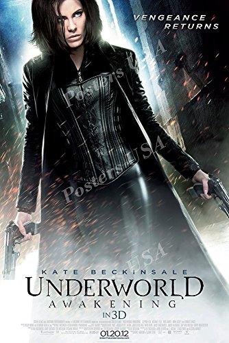 "Posters USA - Underworld Awakening Movie Poster GLOSSY FINISH - MOV376 (24"" x 36"" (61cm x 91.5cm))"
