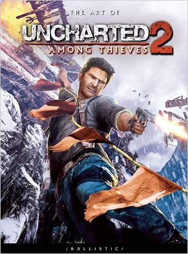Amazon Com The Art Of Uncharted 2 Among Thieves The Art Of The Game 9781921002717 Wade Daniel P Books