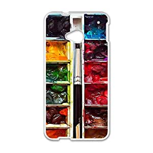 Happy Color palette Phone Case for HTC One M7